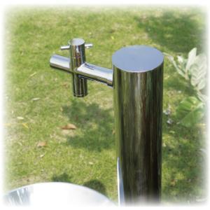 ウォーターポストHO-325G[W-033]【水栓器具】