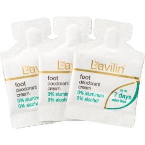 ラヴィリン[LAVILIN]プチラヴィリンデオドラントクリームフォーフット アシ用1g×3包装|feel