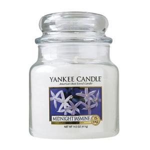 ヤンキーキャンドル[YANKEE CANDLE]ジャーMジャスミン411g|feel
