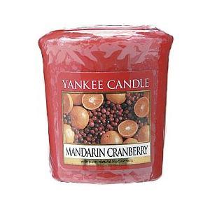 ヤンキーキャンドル[YANKEE CANDLE]サンプラーマンダリンクランベリ49g|feel