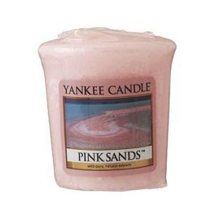 ヤンキーキャンドル[YANKEE CANDLE]サンプラーピンクサンド49g|feel