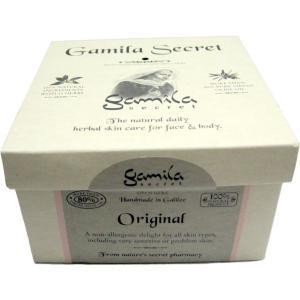 ガミラシークレット[Gamila Secret]オリジナルソープ115g|feel