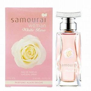 アランドロン サムライ ウーマン ホワイトローズ EDP SP 40ml レディース 香水|feel
