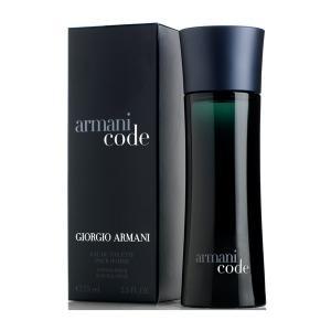 ジョルジオアルマーニ コード プールオム EDT SP 75ml GIORGIO ARMANI 香水|feel