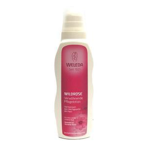 ヴェレダ[WELEDA]ワイルドローズボディミルク200ml|feel