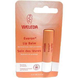 ヴェレダ WELEDA エバロン リップ バーム 4.8g|feel
