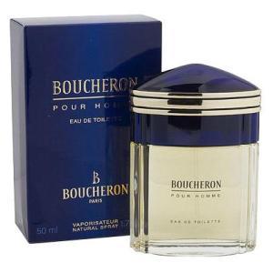 ブシュロン プールオム EDT SP 50ml  BOUCHERON 香水 メンズ フレグランス|feel