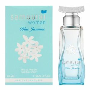 アランドロン サムライウーマン ブルージャスミン EDP SP 40ml レディース 香水|feel