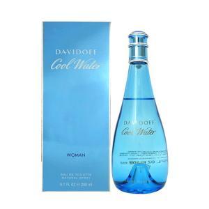 ダビドフ クールウォーター ウーマン EDT SP 200ml DAVIDOFF 香水 レディース フレグランス feel