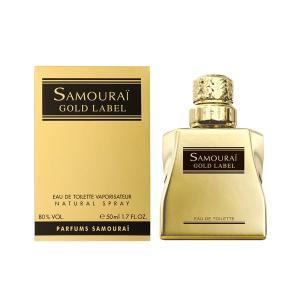 サムライ ゴールドレーベル EDT SP 50ml 香水 アランドロン|feel