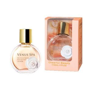 ヴィーナススパ チアフルビューティ EDP SP 50ml ヴィーナススパ VENUS SPA レディース 香水|feel