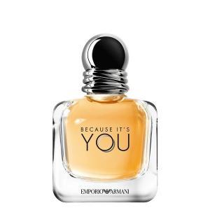 【送料無料】エンポリオ アルマーニ ビコーズ イッツユー EDP SP 50ml EMPORIO ARMANI 香水 レディース フレグランス|feel