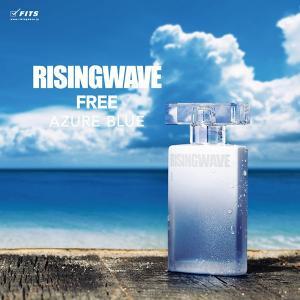 送料無料 ライジングウェーブ フリー アザーブルー EDT スプレー 50ml ライジングウェーブ RISINGWAVE feel 02