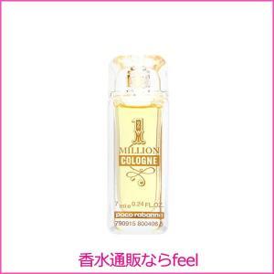 パコ ラバンヌ ワンミリオン コロン ミニボトル EDT 7ml PACO RABANNE 香水 メンズ フレグランス|feel