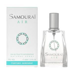 サムライ エア EDT SP 45ml SAMOURAI 香水 メンズ フレグランス feel