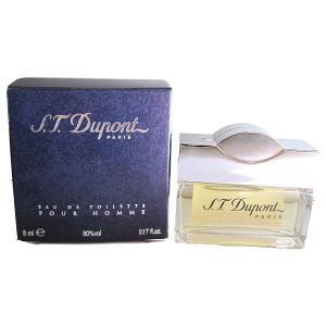 【送料無料】  エステーデュポン S.T. Dupont デュポン プールオム ミニボトル 5ml EDT オードトワレ feel