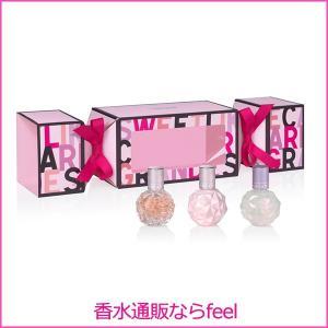 アリアナ グランデ ミニチュア トリオ セット EDP 7.5ml ×3 ARIANA GRANDE 香水 レディース フレグランス|feel