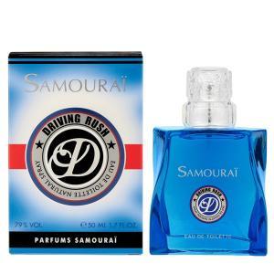 サムライ ドライビングラッシュ EDT スプレー 50ml SAMOURAI 香水 メンズ フレグランス|feel|03