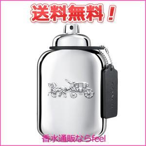 送料無料 コーチ マン プラチナム EDP SP 100ml COACH 香水 メンズ フレグランス|feel