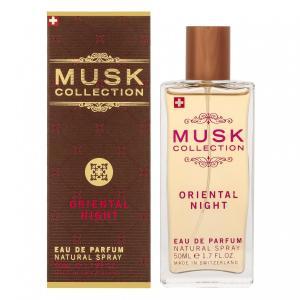 送料無料 ムスクコレクション オリエンタルナイト EDP SP 50ml MUSK COLLECTION ポイント5倍 香水 レディース フレグランス|feel