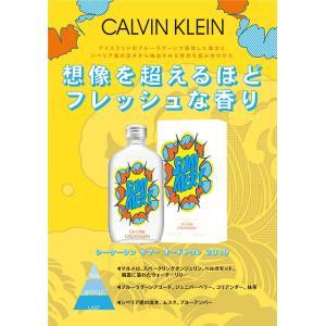 送料無料 カルバンクライン シーケーワン サマー 2019 ck one summer EDT SP 100ml Calvin Klein ポイント10倍!|feel|04