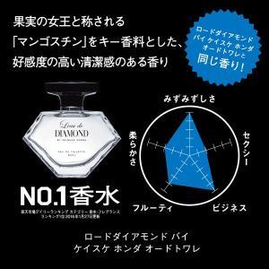 ロードダイアモンド バイ ケイスケホンダ ツイストフレグランス EDT 20ml×2本 ポイント10倍! feel 08