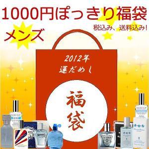 【送料無料】2012年運だめし福袋★1000円ぽっきりメンズ feel