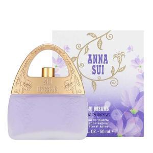 アナスイ スイドリームス インパープル EDT SP 50ml ANNA SUI 香水 レディース フレグランス|feel