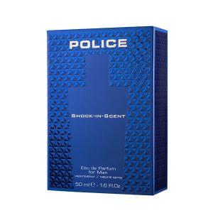 ポリス ショック インセント ブルー フォーメン EDP SP 50ml POLICE ポイント10倍 香水 メンズ フレグランス|feel|03