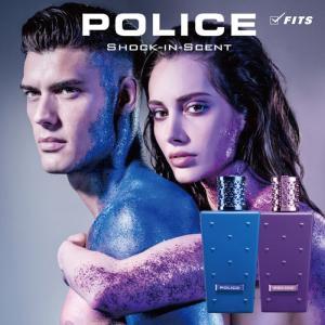 ポリス ショック インセント ブルー フォーメン EDP SP 50ml POLICE ポイント10倍 香水 メンズ フレグランス|feel|05