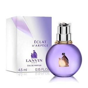 【送料無料】 ランバン エクラ ドゥ アルページュ ミニボトル EDP 4.5ml レディース 香水|feel
