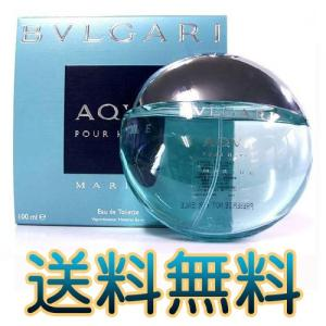 送料無料 ブルガリ アクア プールオム マリン EDT SP 100ml  BVLGARI メンズ 香水|feel