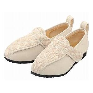 彩彩〜ジャガード〜 W902 ( 婦人用) 両足/ベージュ 24.5cm【マリアンヌ製靴】