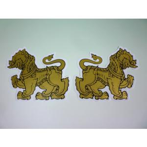 SINGHA(シンハー獅子) Mサイズ