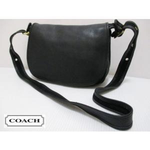 COACH/コーチ 本革 レザー ショルダー バッグ ブラック No H9B-9951|feeling-mellow