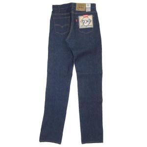 Deadstock Levi's 509 /リーバイス 509 真っ紺 Made in U.S.A W32 L37.5  古着 mellow feeling-mellow