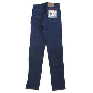 Deadstock Levi's 509 /リーバイス 509 真っ紺 Made in U.S.A W31 L37.5  古着 mellow feeling-mellow