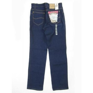 Deadstock LEE 200 STRETCH JEANS/リー 200 ストレッチデニム 真っ紺 Made in U.S.A W29 L31 デニムパンツジーンズSTRAIGHT SEAT 古着 mellow feeling-mellow