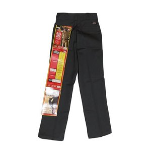 Deadstock Dickies/ディッキーズ ワークパンツ チャコールグレー系 Made in U.S.A W29 L31アメカジ 古着 mellow feeling-mellow