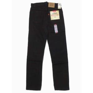 90's Deadstock Levi's/リーバイス 505 ブラック Made in U.S.A 【W32.5 L34.5】|feeling-mellow