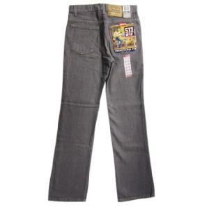 Deadstock Levi's/リーバイス 517 ブーツカット カラー デニムパンツ グレー系 USA製|feeling-mellow