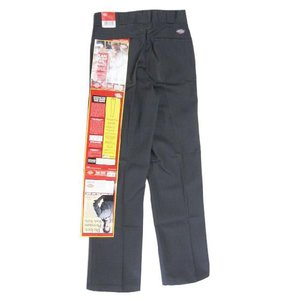 Deadstock Dickies/ディッキーズ ワークパンツ 濃いグレー Made in U.S.A W29 L32アメカジ 古着 mellow feeling-mellow