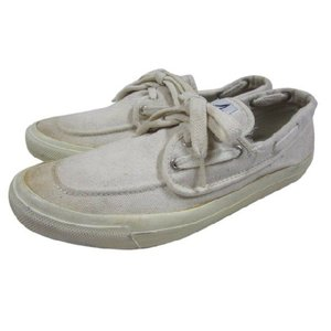 SPERRY TOP SIDER トップサイダー キャンバス デッキシューズ|feeling-mellow