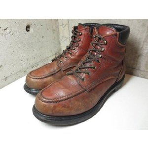 RED WING 6-Inch Boot #202/レッドウイング 編み上げ ワークブーツ【22680⇒11340】|feeling-mellow