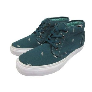 【新品】VANS×ALIEN WORKSHOP CHUKKA PRO JASON DILL LAKE/バンズ×エイリアンワークショップ【US 9】|feeling-mellow