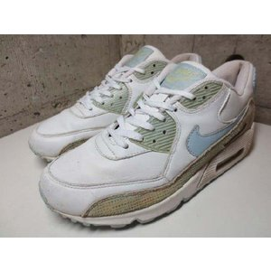 NIKE WMNS AIR MAX 90  leather/ナイキ ウィメンズ エアマックス 90 【Women's US 7】【12960⇒6480】|feeling-mellow