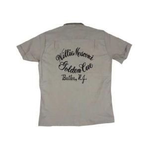 70's Deadstock Conte Vendicci ボックス型 プリント・刺繍入り ループシャツ【サイズ:S】|feeling-mellow