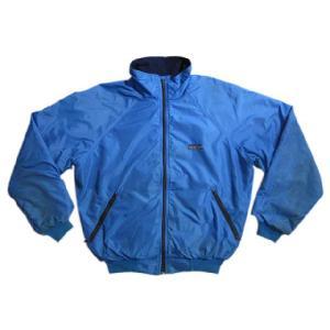 中古patagonia/パタゴニア ナイロン×フリース シェルジャケット 青×紺 Made in U.S.Afo1mi _東北 _関東 _甲信|feeling-mellow