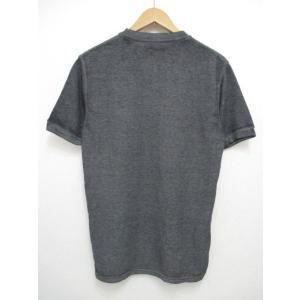 POLO RALPH LAUREN/ポロ ラルフローレン ワンポイント刺繍 サーマル 半袖 Tシャツ ブラック feeling-mellow 02