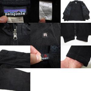 patagonia/パタゴニア レギュレーター フリースジャケット 黒  L|feeling-mellow|03